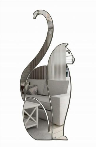 Dekoracyjne Lustro Akrylowe Kot
